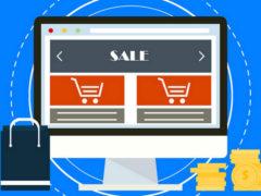 Ecommerce negozio online